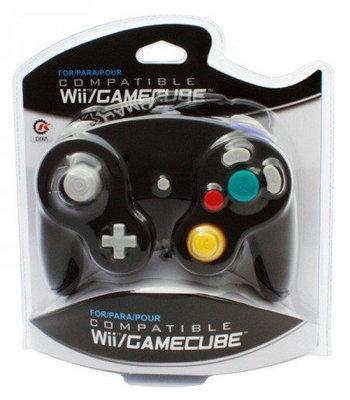 Neue Gamecube Controller Black