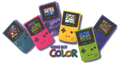 Gameboy Color Advertisement