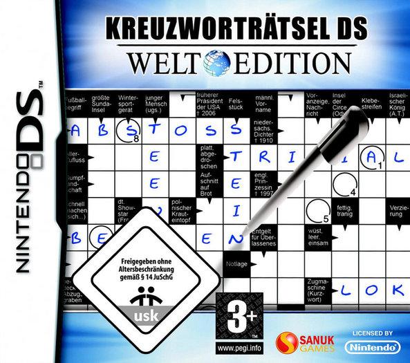 Edition Kreuzworträtsel