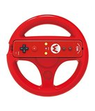 Nintendo Wii Steering Wheel - Red (front)