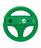 Nintendo Wii Steering Wheel - Green (front)