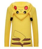 Pikachu Hoodie Vest 2