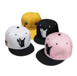 Pokemon Go - Pikachu Kappe Snapback Edition White_