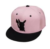 Pikachu Pet Snapback Edition Pink