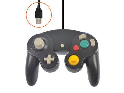 Nieuwe USB GameCube Controller