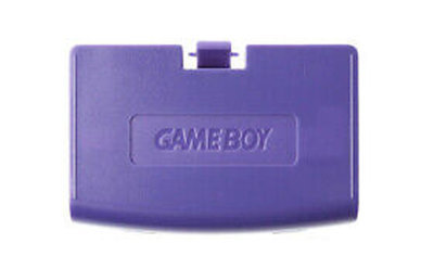 Game Boy Advance Batteriedeckel (Purple)