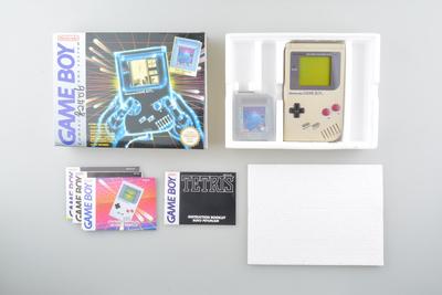 Gameboy Classic Original Tetris Pack [Complete]