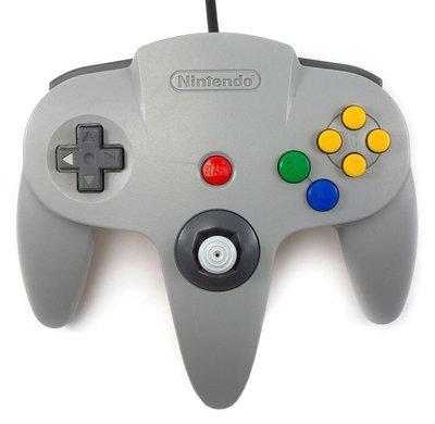 Originele Nintendo 64 Controller Grey