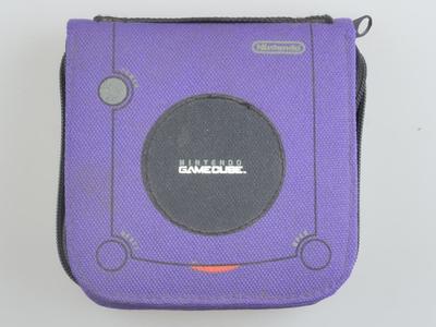 GameCube Discs Travel Bag