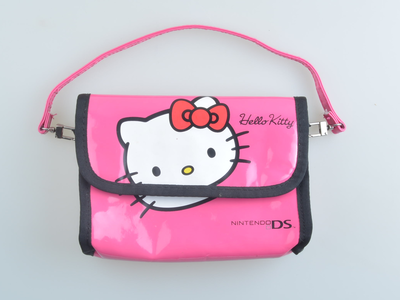 Helly Kitty Nintendo DS Bag - Pink