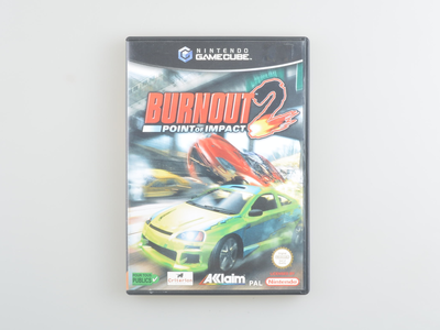 Burnout 2: Point of Impacht