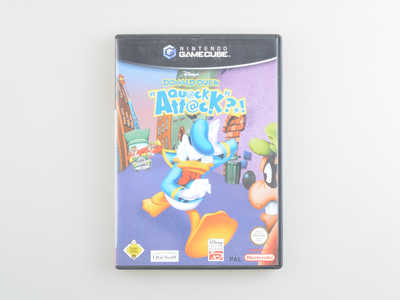 Disney's Donald Duck Quack Attack