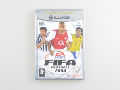 FIFA Football 2004 (Player's Choice)