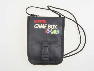 Original Vintage Gameboy Color Bag Small