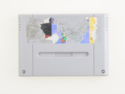 Super Mario World - Super Nintendo - Outlet