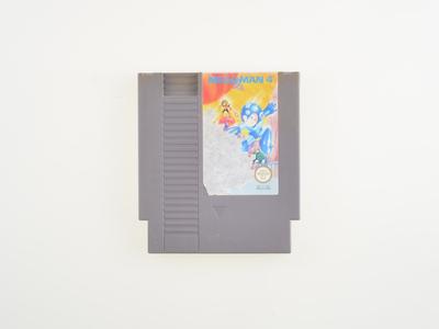 Mega Man 4 - Nintendo NES - Outlet