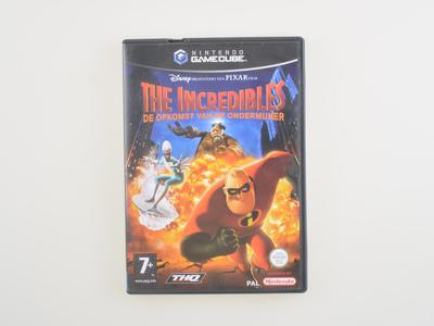 The Incredibles De Opkomst van de Ondermijner - Gamecube - Outlet