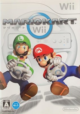 Mario Kart Wii [JPN]
