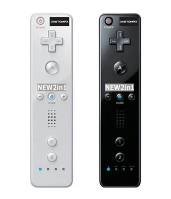 Aftermarket Wii Controller