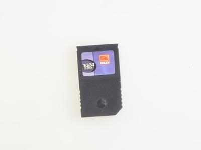 Memory Card 1024 Blocks for Gamecube