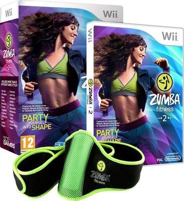 Zumba Fitness 2 [BOXED]