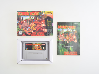 DONKEY KONG COUNTRY [Complete]