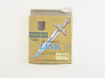 The Legend of Zelda II - The Adventure of Link [Complete]