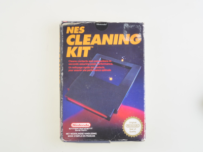 NES Cleaning Kit [Complete]