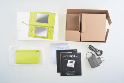 Nintendo DS Lite Lime [Complete]