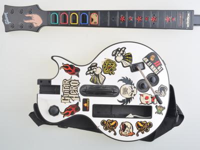Guitar Hero III: Legends of Rock Guitar - Wii - Wii - Outlet