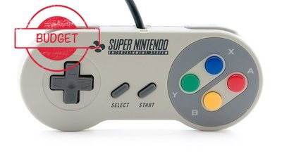 Original Super Nintendo [SNES] Controller - Budget