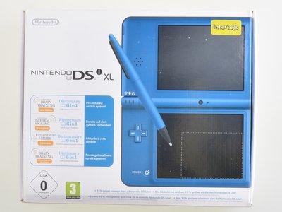 Nintendo DSi XL Blue [Complete]