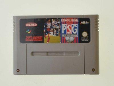 Champions World Class Soccer PSG - Super Nintendo - Outlet
