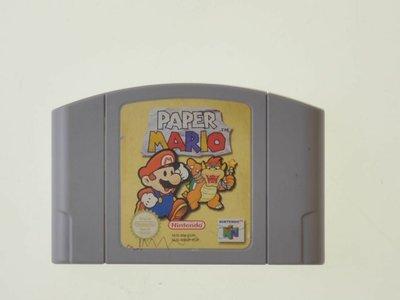Paper Mario - Nintendo 64 - Outlet