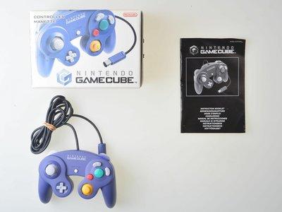 Originele Nintendo Gamecube [NGC] Controller Purple [Complete]