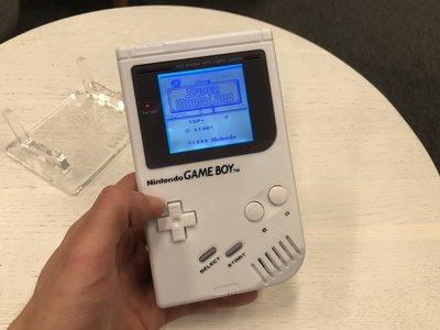 Gameboy Classic Vanilla Backlight Edition