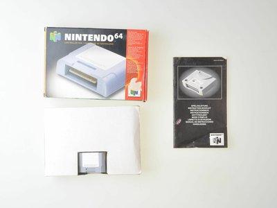 Nintendo 64 [N64] Memory Card (Controller Pack) [Complete]