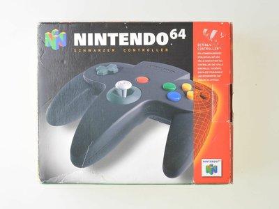 Nintendo 64 Controller Black [Boxed]