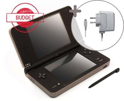 Nintendo DSi XL Gold Brown - Budget