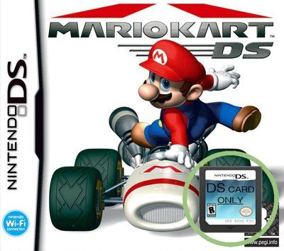 Mario Kart DS  -  lose Spielpatrone