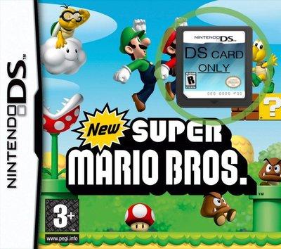 New Super Mario Bros.  -  lose Spielpatrone