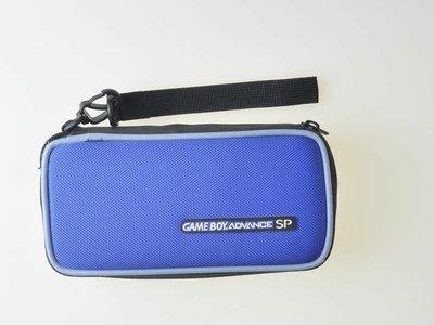 Original Gameboy Advance SP Carry Bag XL Blue