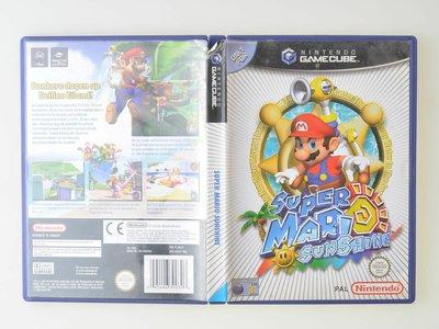 Super Mario Sunshine (Blue Box)