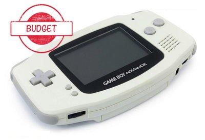 Gameboy Advance White - Budget