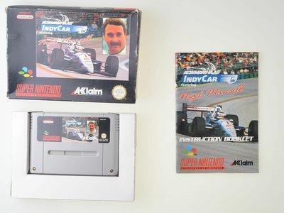 IndyCar featuring Nigel Mansell