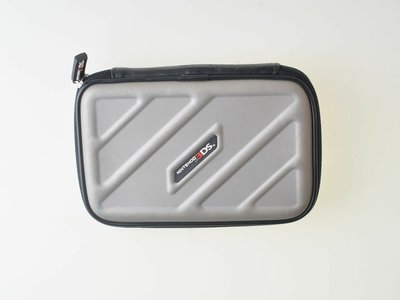 Nintedno 3DS Case Grey