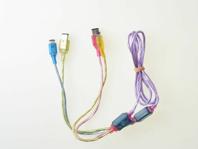 Gameboy Classic / Pocket / Color 2 Player Link Kabel