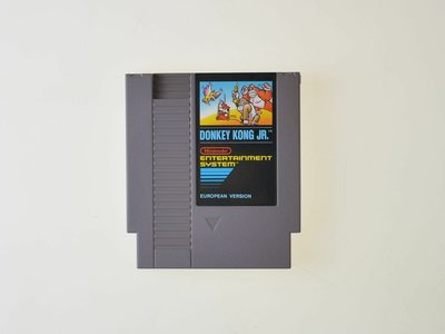 Donkey Kong Jr. (Black Box)
