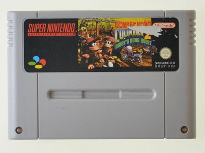 Donkey Kong Country 2 - Super Nintendo - Outlet
