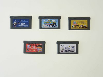 GBA Game Pack